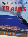 My First Book of Trains, , 1858544300