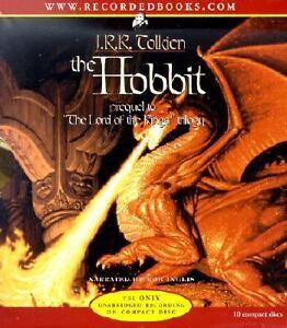 The Hobbit by J. R. R. Tolkien (2001, CD...