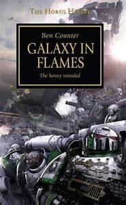 Galaxy in Flames (The Horus Heresy)-ExLibrary