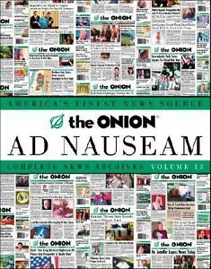 The-Onion-Ad-Nauseum-Vol-13-softcover-book-2002-VG