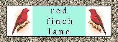 Red Finch Lane Fabrics