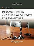 Personal Injury & the Law of Torts for Paralegals 1