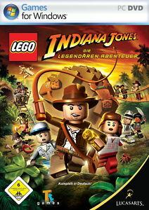 LEGO Indiana Jones - Die legendären Abenteuer (PC, 2008)