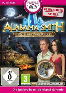 Alabama Smith 2 - Die Kristalle des Schicksals (PC, 2010, DVD-Box) - Lohr a. Main, Deutschland - Alabama Smith 2 - Die Kristalle des Schicksals (PC, 2010, DVD-Box) - Lohr a. Main, Deutschland