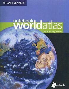 Notebook World Atlas