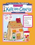 February Monthly Arts and Crafts, various authors, 1562343874