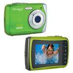 VistaQuest VQ-9100 12.0 MP Digital Camera - Green (VQ9100G)