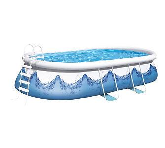 Badespa f r ihren garten einbaubecken quick up pools for Garten pool quick up