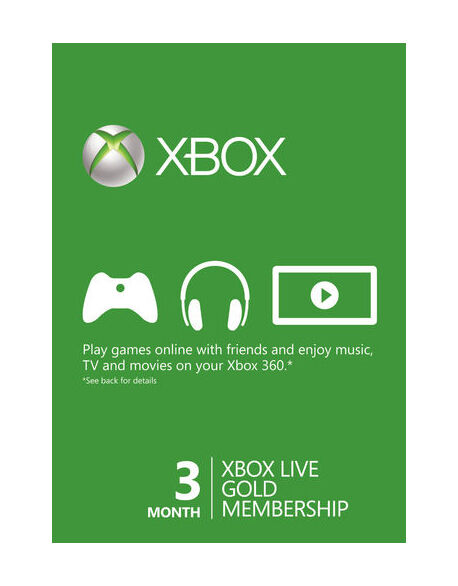 Complete guide to purchasing an xbox live gold card membership on ebay