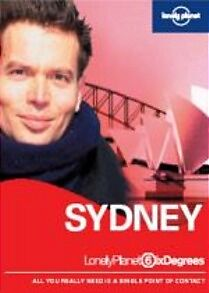 Lonely Planet Six Degrees - Sydney DVD New/Sealed Region 4