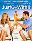 Just Go With It (Blu-ray/DVD, 2011, 2-Disc Set)