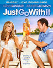 Just Go With It (Blu-ray/DVD, 2011, 2-Disc Set) (Blu-ray/DVD, 2011)