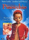 The Adventures of Pinocchio (DVD, 1997)