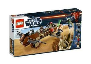 New-Sealed-Lego-Star-Wars-Desert-Skiff-Set-9496-Luke-Boba-Fett-Lando-Kithaba-MIB