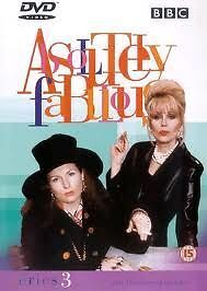 Absolutely Fabulous Series 3 - New/Sealed DVD Region 4