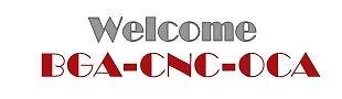 Welcome BGA-CNC-OCA