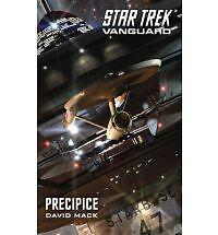 Precipice-Star-Trek-Vanguard-David-Mack-Mass-Market-Paperback-Book-NEW-978