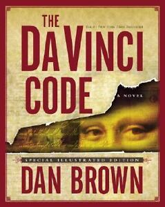 The Da Vinci Code by Dan Brown (2004, Ha...