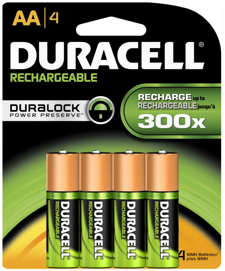 The Benefits of Using Rechargeable Batteries