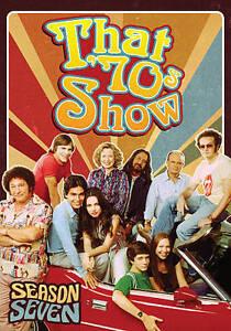 That 70s Show - Season 7 (DVD, 2013, 3-Disc Set)