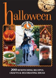 Image result for gooseberry patch halloween 200 bewitching recipes