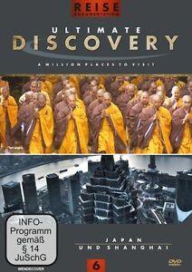 Ultimate Discovery - Vol. 6 - Japan & Shanghai (2011) OVP