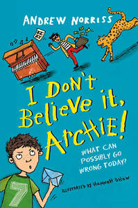Very Good, I Don't Believe it, Archie!, Norriss, Andrew, Book