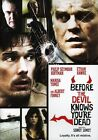 Before the Devil Knows You're Dead (DVD, 2008)