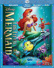 Diamond Edition The Little Mermaid (1989 film) DVDs & Blu-ray Discs