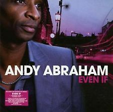 Even If, Andy Abraham, New CD