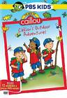 Animation & Anime Caillou DVDs