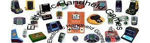 70s80s90s ELECTRONIC HANDHELD GAMES