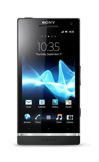 Sony Ericsson;Sony S