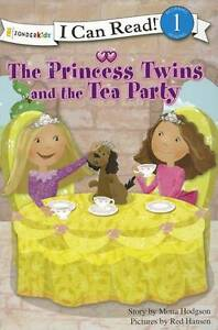 NEW The Princess Twins and the Tea Party (I Can Read! / Princess Twins Series)