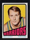 Topps Rick Barry Basketball Trading Cards Lot
