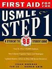 First Aid USMLE Step 1, 1998 Edition by Chirag Amin and Vikas Bhushan (1997, Paperback)