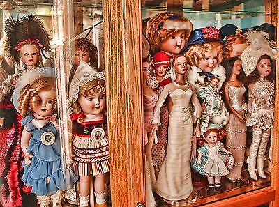 Beautiful Dolls McDolls