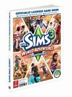 The Sims Vol. 3 : World Adventures by Prima Games Staff and Catherine Browne (2009, Paperback) : Catherine Browne, Prima Games Staff ...