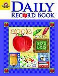 Daily Record Book, School Days 9781596732629
