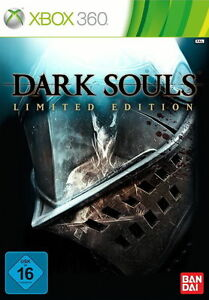 Dark Souls -- Limited Edition für Xbox 360 *TOP* (mit OVP)