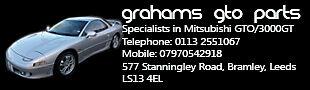 GRAHAMS GTO PARTS 01132551067