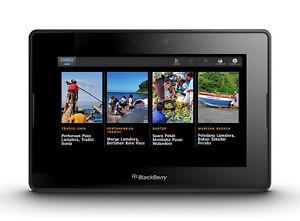 Blackberry Playbook vs iPad 2