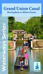 Grand-Union-Canal-Birmingham-to-Milton-Keynes-by-Phoenix-Maps-Sheet-map