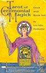 Tarot of Ceremonial Magick Deck and Book Set, U. S. Games Systems Staff, 1572810386