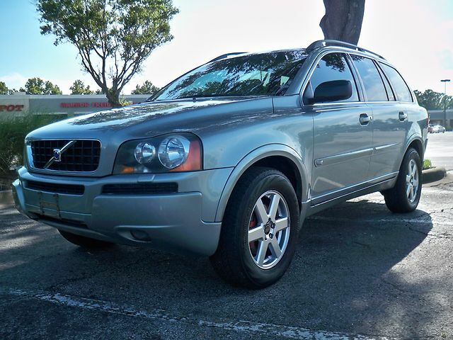 2004 volvo xc90 pass all wheel drive sunroof. Black Bedroom Furniture Sets. Home Design Ideas