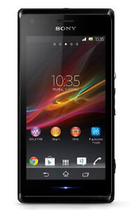 Sony-India-Warranty-Xperia-M-Single-Sim-C1904-Black-color