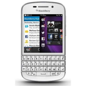 Blackberry Q10 Vs. Samsung Galaxy S 4
