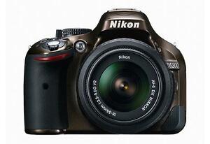 Nikon D Series D5200 Vs. Nikon D Series D3200