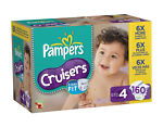 Pampers vs. Huggies Disposable Diapers