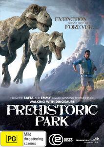 Prehistoric Park (DVD, 2006, 2-Disc Set) New  Region 4